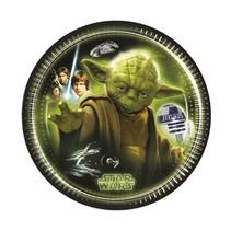 Star Wars Heroes Gebaksbordjes 20cm 8 stuks