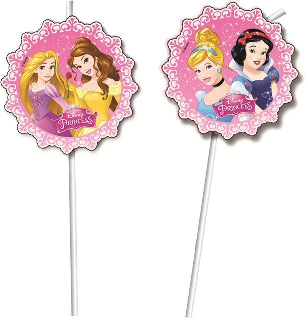 Disney Prinsessen Rietjes Versiering 6 stuks kopen? - Kinderversiering ...