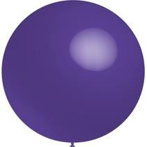 Paarse Reuze Ballon XL 91cm