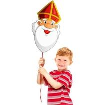 Sinterklaas Helium Ballon 90cm leeg