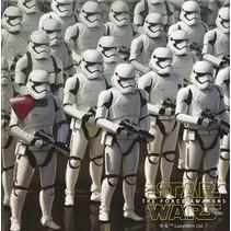 Star Wars The Force Awakens Servetten 20 stuks