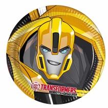 Transformers Borden 23cm 8 stuks