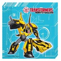 Transformers Servetten 20 stuks