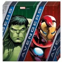 Avengers Servetten Versiering 20 stuks