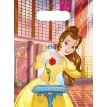 Belle en het Beest Uitdeelzakjes 6 stuks