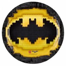 Batman Lego Borden 23cm 8 stuks