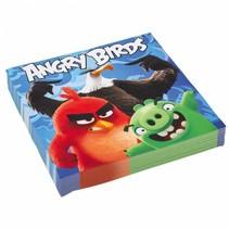 Angry Birds Servetten 20 stuks