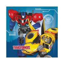 Transformers RID Servetten 20 stuks