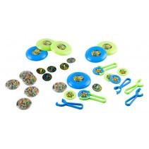 Ninja Turtles Uitdeelspeelgoedset 24 stuks