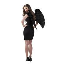 Engelen Vleugels Zwart 65cm