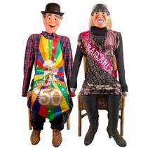 Abraham Pop en Sarah Pop Opblaasbaar 1,44 meter