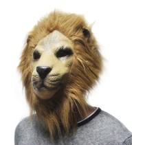 Leeuwenmasker volledig