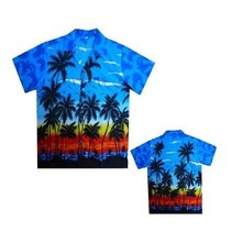 Hawaii Shirt Palmboom
