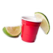 Red Shot Cups 59ml 20 stuks