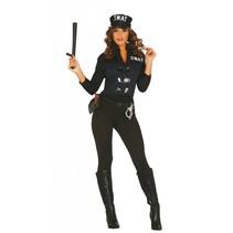 SWAT Kostuum Dames S/M
