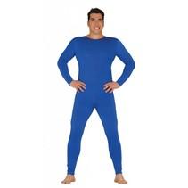Second Skin Pak Blauw M/L