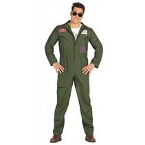Top Gun Piloten Kostuum M/L