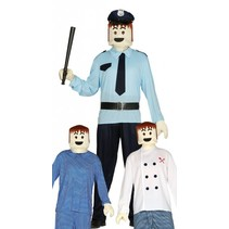 Playmobil Kostuum Set
