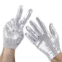 Zilveren Handschoenen