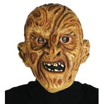 Halloween Masker Freddy Krueger volledig