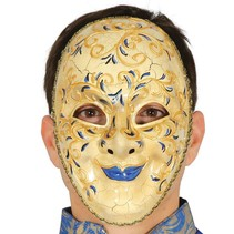 Venetiaans Masker Man voorkant