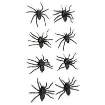 Nep Spinnen 6cm 8 stuks