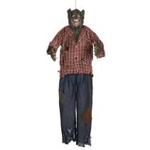 Halloween Pop Weerwolf met licht en geluid 1,5 meter