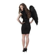 Engelen Vleugels Zwart 87cm