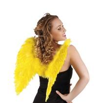 Engelen Vleugels Geel 50cm