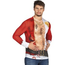 Kerst Shirt Bad Santa