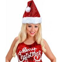 Kerstmuts Glitter