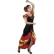 Flamenco Jurk Deluxe