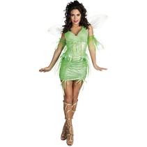 Groene Fee Kostuum