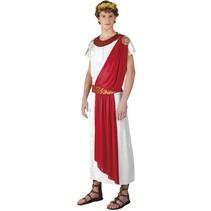 Caesar Kostuum Rood
