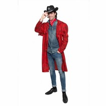 Cowboy Jas Rood