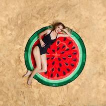Strandlaken Watermeloen 1,5 meter