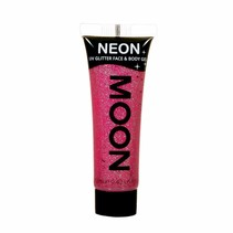 Body Paint Roze Glitter Neon UV 12ml