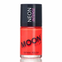 Nagellak Rood Neon UV 14ml