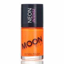 Nagellak Oranje Neon UV 14ml