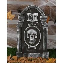 Halloween Grafsteen RIP 50x30cm