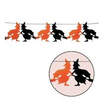 Halloween Slinger Heksen 3 meter
