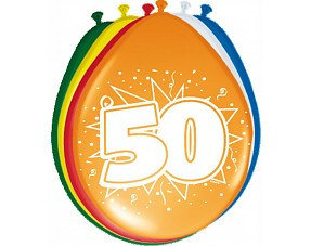 50 Jaar Versiering