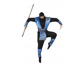 Ninja en Aziatische Kostuums