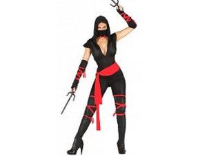 Ninja & Aziatische Kostuums
