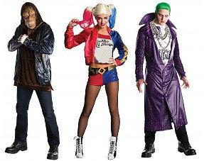 Suicide Squad Kostuums