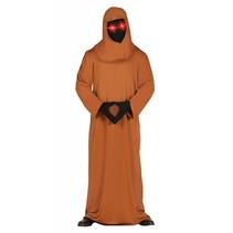 Halloween Kostuum Monnik met verlichte ogen M/L