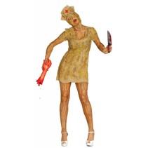 Halloween Kostuum Dames Verpleegster Zombie