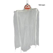 Halloween Pop Pompoen met licht 105cm
