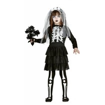 Halloween Kostuum Kind Jurkje Skelet