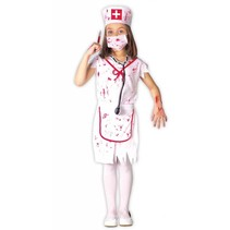 Halloween Kostuum Kind Verpleegster